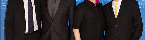 Hugh and Deborra-lee Jackman