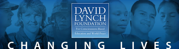 David Lynch Foundation: Changing Lives