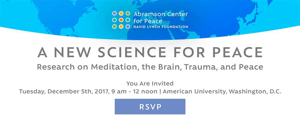 A New Science for Peace